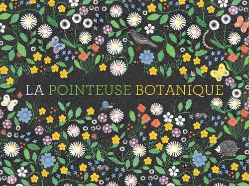 Coffret : La pointeuse botanique