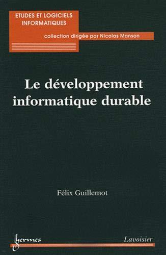 Le développement informatique durable