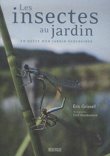 Les insectes au jardin