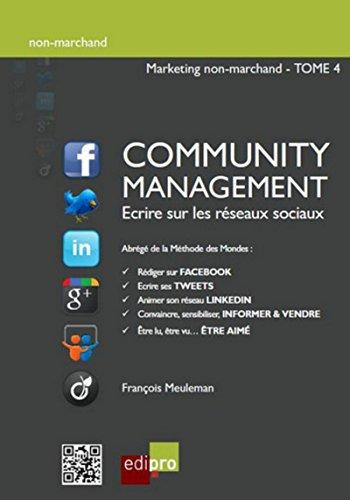 COMMUNITY MANAGEMENT : Ecrire sur les réseaux sociaux